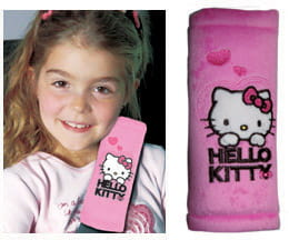 HELLO KITTY Nakładka na pas HKKFZ442 PINK
