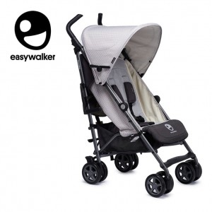 Easywalker Buggy Silver Circle+ folia