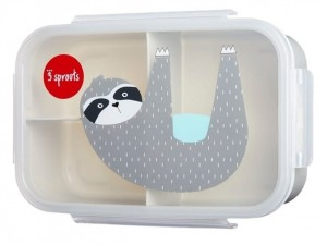 3 Sprouts Lunchbox bento Leniwiec