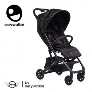 Easywalker Buggy XS MINI LXRY Black+folia