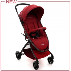 Coto Baby Wózek spacerowy Riva Red